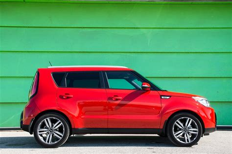 Kia Soul Sx 2014 Kia Soul Sx Luxury Review