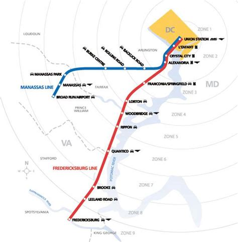 vre map commuter rail could amtrak be the answer metro jacksonville