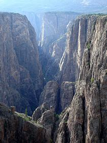 black canyon of the gunnison national park new world