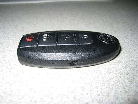 Nissan Altima Key Replacement by 2007 2012 Nissan Altima Smart Key Fob Battery Replacement