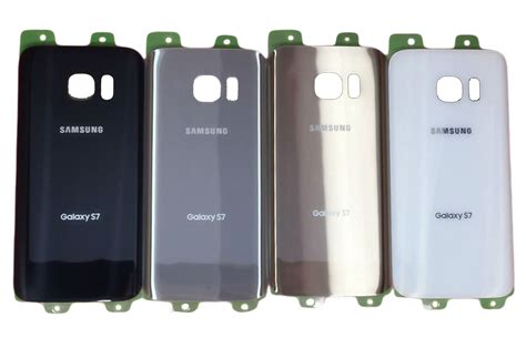 Lens Protector Samsung Galaxy S7 Edge S8 S8 Plus Note 8 oem back housing glass panel cover battery door for samsung galaxy s7 s7 edge ebay