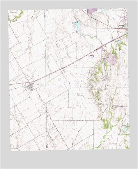 venus texas map venus tx topographic map topoquest