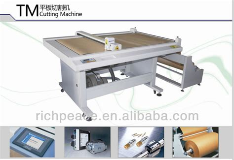 shirt pattern cutting machine richpeace garment clothing pattern making machine roll