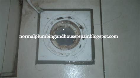 Normal Plumbing by Normal Plumbing Menukar Floor Trap Jenis Stainless Steel
