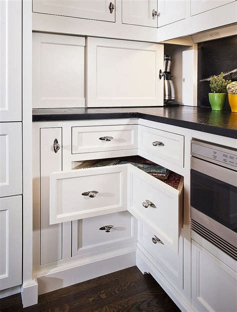 Kitchen Corner Drawers by 301 Moved Permanently