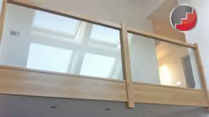 glass landing banister glass staircase panels l groove recessed handrails