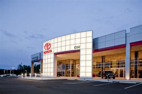 Toyota Burlington Nc Cox Toyota Burlington Nc 27215 Car Dealership And Auto