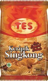 Keripik Singkong Samba Balado Acefood 187 Tes Keripik Singkong 500g Sambal Balado