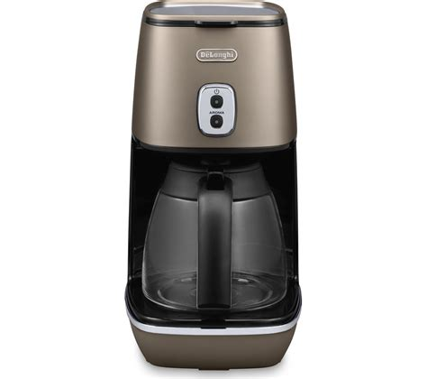 Coffee Maker Di Surabaya buy delonghi distinta icmi211 bz filter coffee maker bronze free delivery currys
