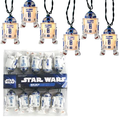 r2d2 string lights r2d2 string light set buy gifts