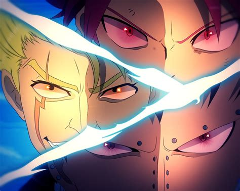 wallpaper hd android fairy tail anime wallpaper hd fairy tail 7 dragon slayer wallpaper