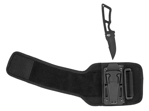 420hc steel gerber gerber ghostrike fixed blade knife 3 3 drop point mpn