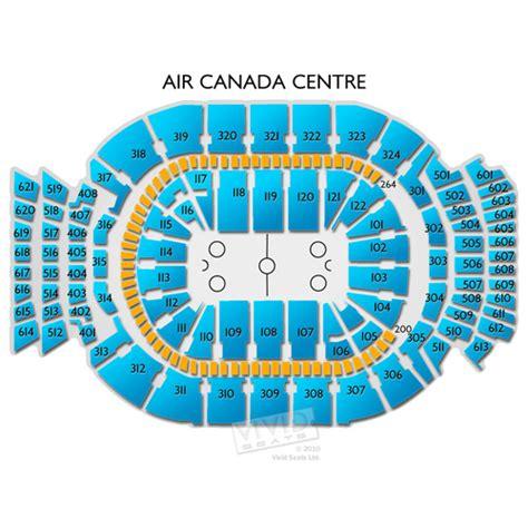 air canada interactive map air canada centre tickets air canada centre ticket