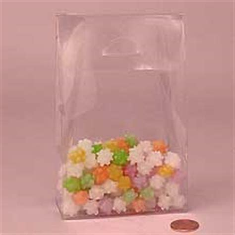 Tablet Murah Lolipop pet plastic containers food favor and boxes