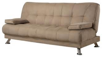 brown hardwood frame microfiber cover pillow armrests