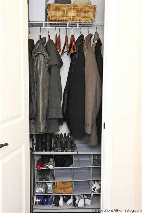coat closet organization systems 28 images coat closet