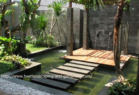 22 Desain Taman Mungil membuat desain taman minimalis belakang rumah taman