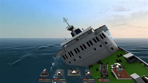 boat simulator extreme sinking of albtaros iv ship sim extremes youtube