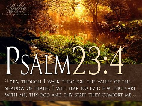 psalm 23 4 inspirational bible quotes psalm 23 4 bible