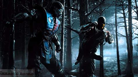Update Files Mortal Kombat X Ps4 Murah mortal kombat x ps4 torrents