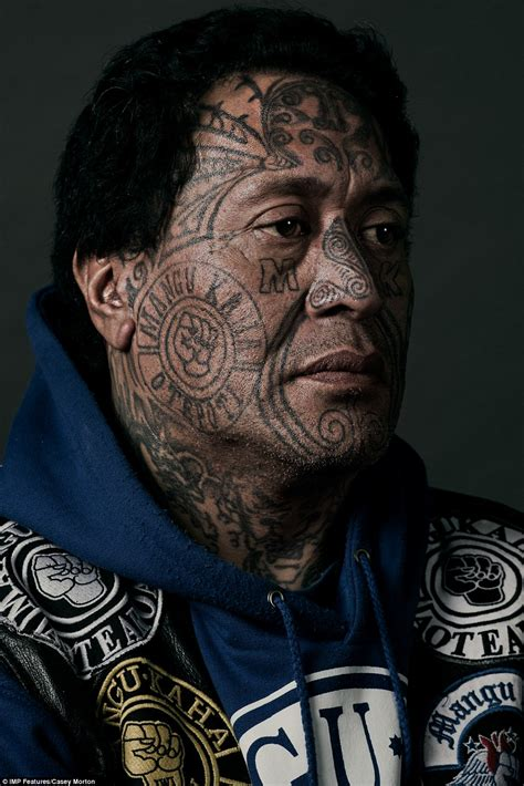 new zealand black power captured in striking pictures