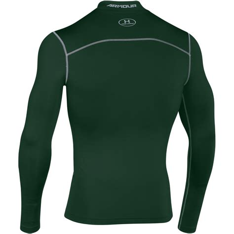 Baselayer Armour 2 armour 2016 mens coldgear armour compression mock thermal ua base layer ebay
