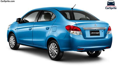 mitsubishi attrage specification mitsubishi attrage 2017 prices and specifications in