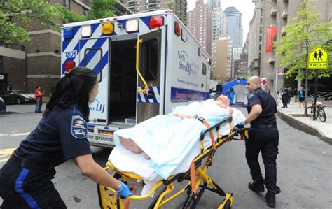lij emergency room drilling against disaster hospital rehearses for a chemical explosion tribeca trib