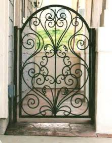 Decorative Iron Gates by Iron Gate Pictures