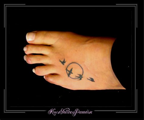 portal tattoo pin pols voet genuardis portal on