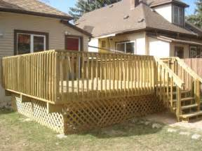 decks amp fencing quality renovations