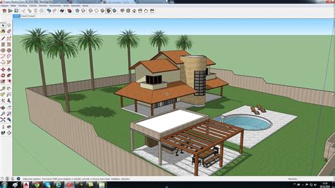 Sketches Up by Sketchup 2015 Aula 2 Templates E Ambiente 3d Curso