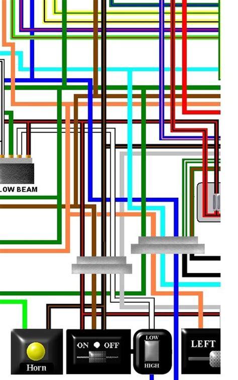 cbr wiring diagram wiring diagrams schematics
