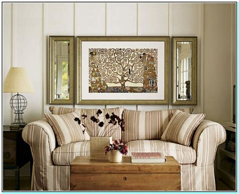 how to decorate a wall how to decorate a large wall in living room