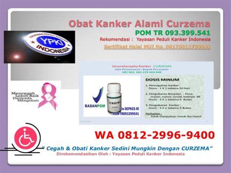 Obat Herbal Curzema ypki wa 0812 2996 9400 obat kanker curzema curzema