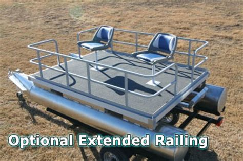 2 person pontoon boat brand new 12 ft two person pontoon fishing boat