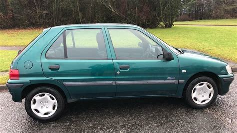 peugeot 106 5 porte cheap 5 door peugeot 106 1 1l zest 2001 year mot in