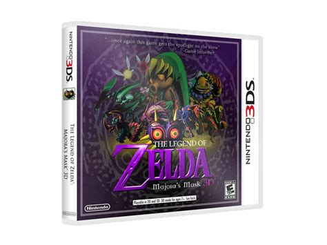 Kaset 3ds The Legend Of Majora S Mask 3d The Legend Of Majora S Mask Nintendo 3ds Liverpool Es Parte De Mi Vida