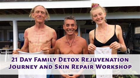 Family Detox by 21 Day Family Detox Rejuvenation Journey And Skin Repair