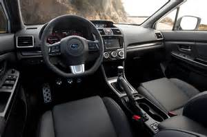 2015 Subaru Wrx Interior 2015 Subaru Wrx Interior Photo 20