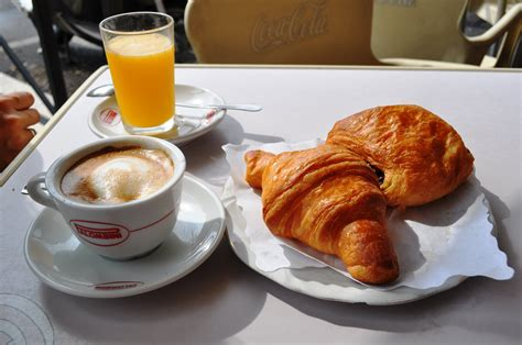 best breakfast in rome italy italian breakfast and why a cornetto isn t a croissant