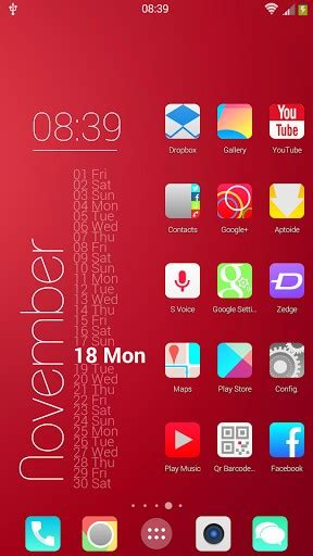 Themes For Rooted Android Kitkat | android kitkat os official launcher theme xcitefun net