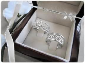 Infinity Wedding Set 301 Moved Permanently