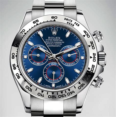 Rolex Daytona Deal Blue Otometic 1 rolex daytona gold blue