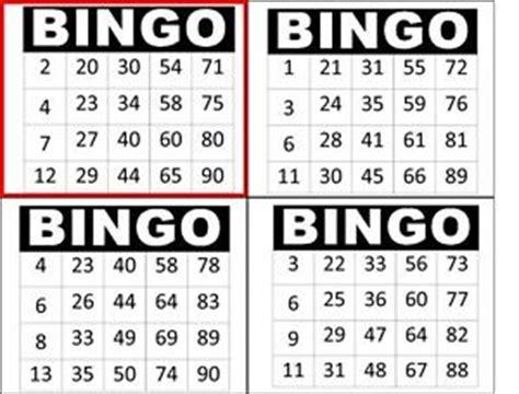 printable number bingo cards 1 100 a4 bingo cards icing sheet cake topper ebay