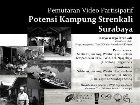 Sinensa Di Surabaya pemutaran potensi kung strenkali surabaya ayorek