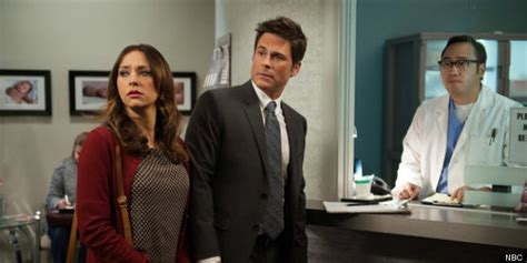 matt walsh parks and rec why are rob lowe and rashida jones leaving parks and rec