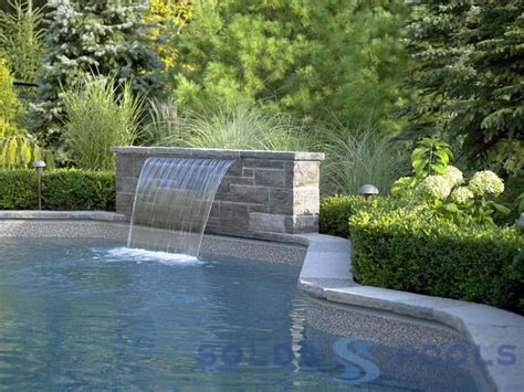 landscaping around a pool studio design gallery