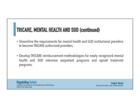 Does Tricare Cover Detox Circumcision by Regulating Rehab Balancing Mental Health Parity With
