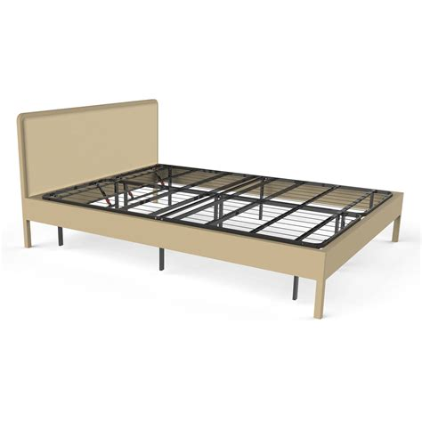 new mainstays innovative metal platform adjustable base bed frame sizes ebay